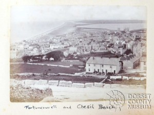 Fortuneswell and Chesil Beach - © Dorset County Museum