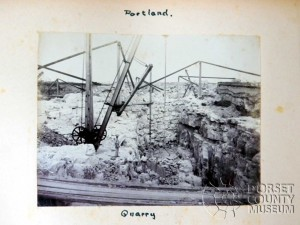Portland Quarry - © Dorset County Museum