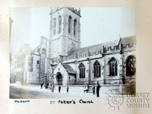 Church of St Peter, Dorchester - © Dorset County Museum
