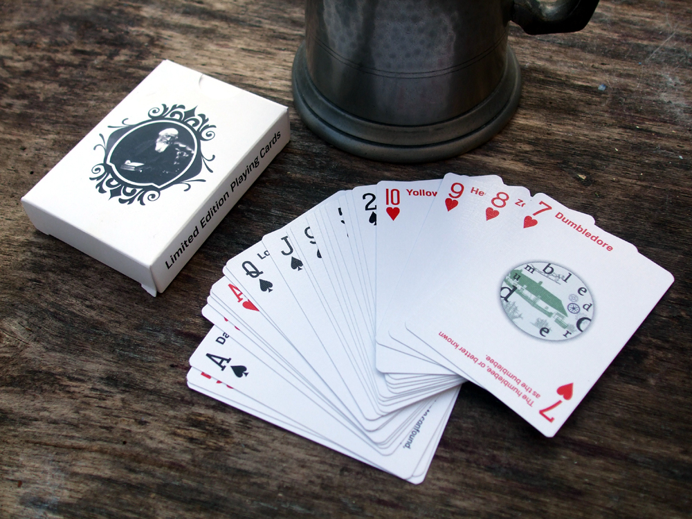 Dorset Dialect Trails Playing Cards