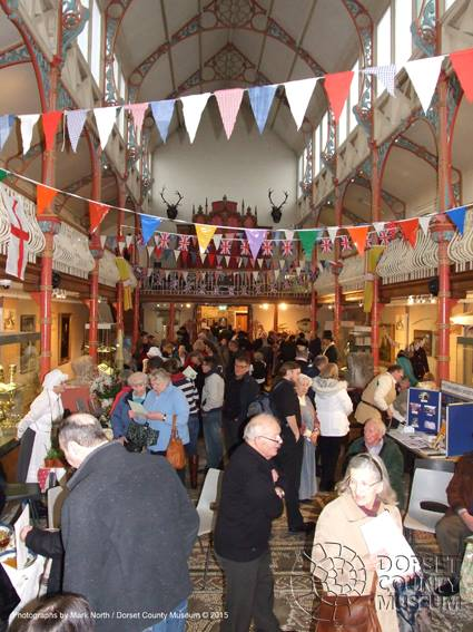 Museums Victorian Hall transformed into a country fayre